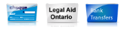 Cheque, Legal Aid Ontario and Bank Transfers